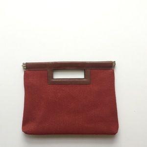 Gap Clutch Bag